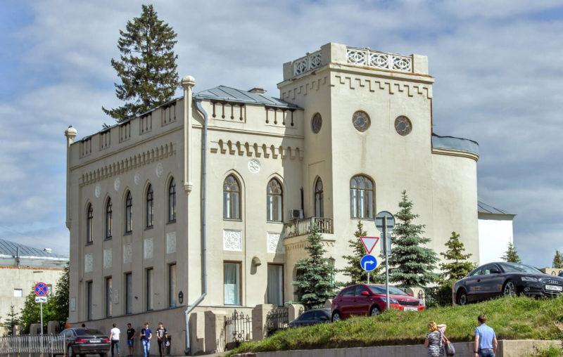 Республиканская клиническая офтальмологическая больница Казань